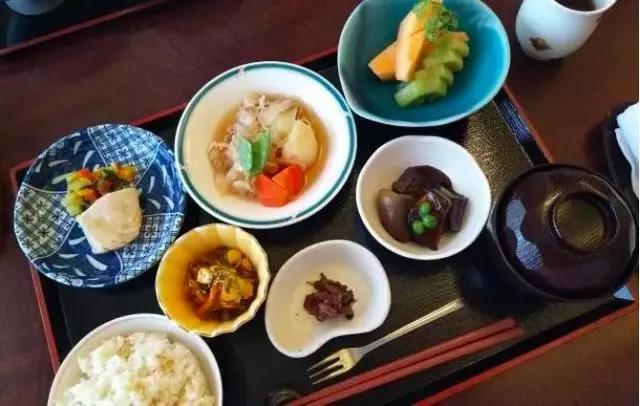 日本营养配餐管理
